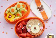 fun food for kids / by Lana Boehler