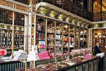 Candy stores in paris / by Nicole Craffey