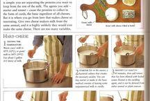Cheese Recipes / by Al Feeley