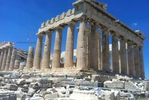Romans in the Greek World. / Merging of Roman and Greek Cultures. / by Matthew Donovan