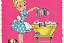 Chores To Do ❤️➰➰❤️ / by Diana California Girl