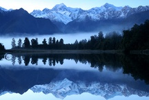 See New Zealand / by Ashley Davis