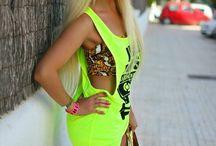 Neon Fashion / by ναℓєяιє вσℓтα