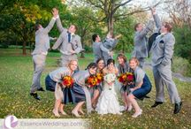 Fun Group Photos / Who said you could only have stiff formal photos?  / by Essence Photo and Video