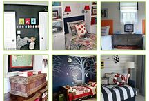 Boy room / by Suzie @ The Accent Piece