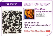 Best of Etsy / Best creative items I see on Etsy.   / by Etna M.