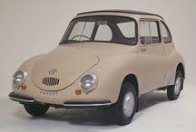 Vintage Subaru / A look back at Subaru's funky past / by BoiseSubaru