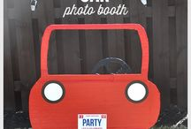 Ryder's 2nd birthday ~ VROOM VROOM / our little guy loves his cars! / by Ashley Glenn