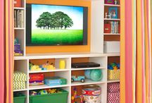 Girls Playroom / by Courtney Hill :: Dishie Rentals