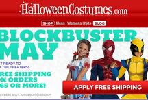 Costume Sales and Discounts / by Halloween Costumes . com