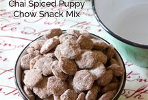 Puppy Chow & Pizzas / by Amanda Marie