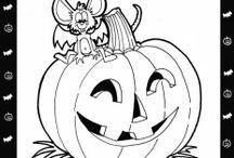 Hallowe'en / ALL about HALLOWEEN / by Lynda Hart