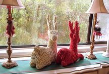 Holiday Craft Ideas / by Diane Eugster