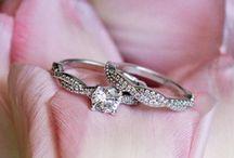 rings / dream engagement./wedding rings / by Meghan Roper