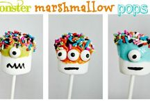 Monster party ideas / by Sarah Swalley