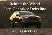 Chrysler Live / Chrysler Digital Media is all about bringing you the best content from Chrysler Group live and on demand. Every time we go live you can join the conversation using #ChryslerLive / by Fiat Chrysler Automobiles: Corporate