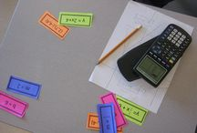 Algebra-linear equations / by Ciara Mcnish