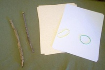 Nature Discovery and Journaling for Young Folk / by Rita Muller