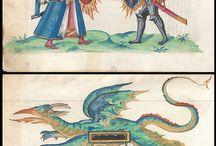 iconographies médiévales / by Pier-Vincent Rivard