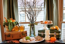 Halloween / Thanksgiving / Fall / by Rebecca - Ideal Events & Design