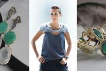 Nadine Kanso - Fusing Jewellery wth Identity / by Stylehunter.com.au