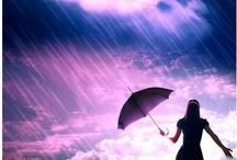 *Bumpershoots / Umbrellas,  Parasol... / by Linda Diane Martinez-Fenley