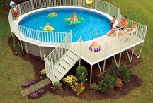 pool ideas / by Courtney Carpenter