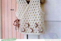 Crochet tops / by Katy Wickens O'Brien
