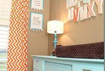 Nursery Ideas / Nursery ideas / by Brittany Stenberg