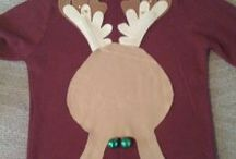 Ugly Christmas sweaters / by Sheri L