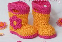 Crochet to-do's / by TAZ
