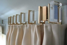 Drapery is like jewelry  for a room! / by Courtney LaRue