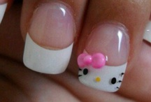 Nails, Eyes, && Girly Stuff.  / by Chelsea White