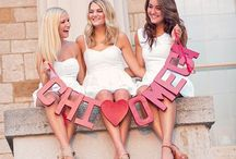 Chi Omega ΧΩ / by Katie Stockwell