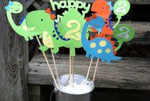 Birthday ideas  / by Isabelle Doiron
