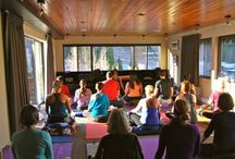 Yoga Retreats / Alta Lodge yoga retreats http://altalodge.com/summerlodging/index.php?parent=106&subnav=297 / by Alta Lodge