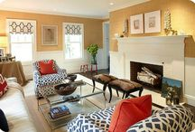 Family Room / by Tiersha Whitmore