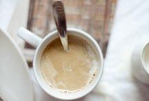 • Coffee • / by Carissa da Silva