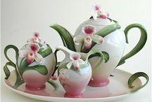 256. Tea Time / Everything tea / by Patricia Sweetland