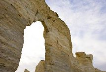 Kansas : Sites to See / by Stephanie Nielsen