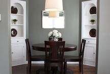 Dining room / by Amy Desilus
