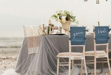 Beach wedding / by Ashley Sherrill