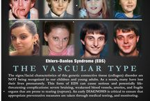 Ehlers-Danlos | Hypermobility | POTS | Chiari Malformation | Thoracic Outlet Syndrome / Ehlers - Danlos, POTS, Chiari, Thoracic Outlet Syndrome  / by Nicole G.