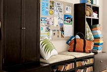 Mudroom Extension / Designing & building our new mudroom / by Isabel Dovizio