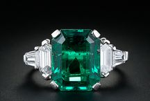 ~~ Emeralds ~~ / by Terri Bleakney