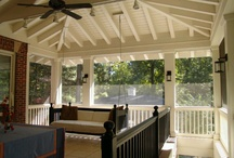 Screened Porch Wish list  / by Trina Cokinos