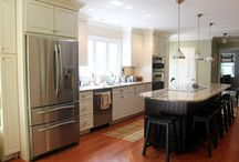 Kitchen Ideas / by Marcy Robison