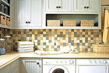 Laundry room needs some love / by Ladyship Designs