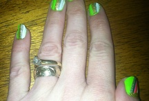 Nail polish  / Pictures of my painted nails  / by Tamara Thompson