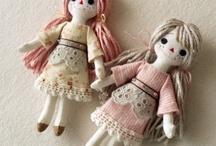 Dolls / by Evgenya Park